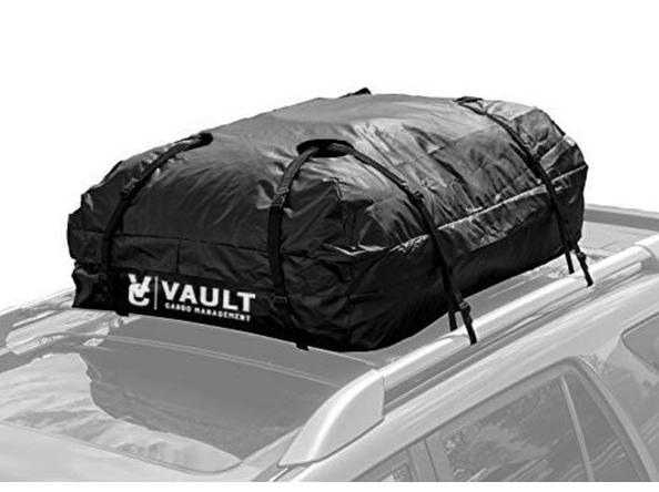 Vault Cargo Roof Rack Storage Bag