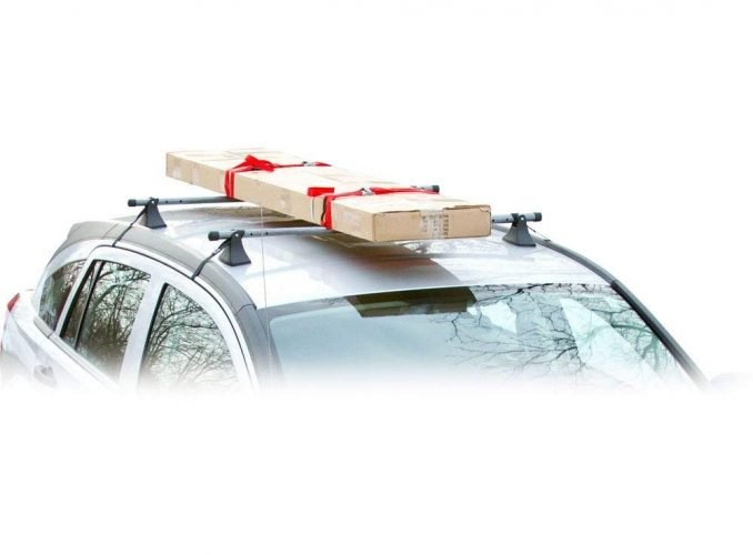 Apex RCB 3745 Universal Strap Attached Roof Crossbars