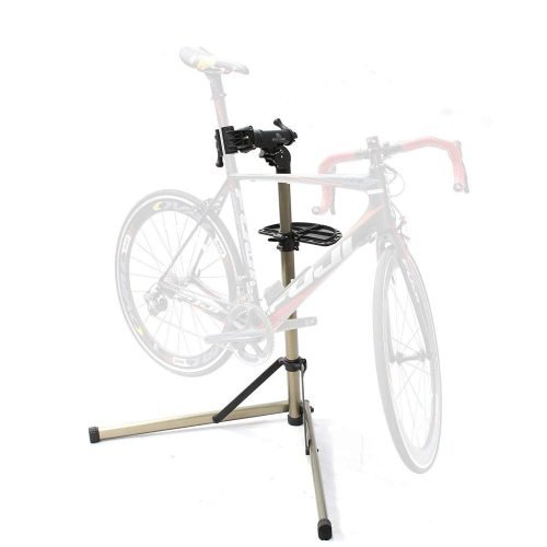 Bikehand Pro Mechanic Bicycle Stand - Repair Rack