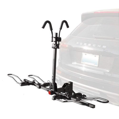 BV 2 Bike Bicycle Hitch Carrier