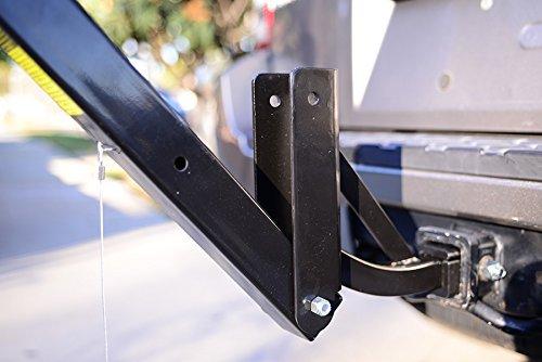 Allen Bike Hitch Rack Lock