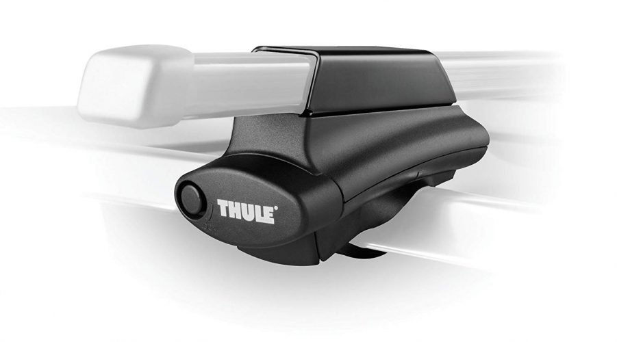 Thule Crossroad Railing Roof Rack Foot Pack