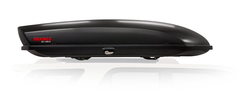 Yakima Skybox Carbonite Cargo Box Aerodynamic