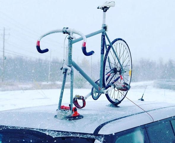 Kupper Mounts Bike Racks