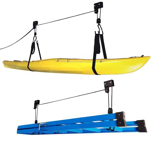 RAD Sportz 1004 Kayak Hoist Lift Garage Storage