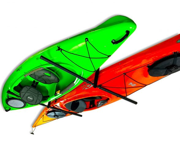 StoreYourBoard 2 Kayak Ceiling Rack