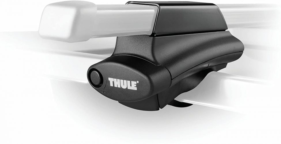 Thule Crossroad Railing Roof Rack Foot Pack
